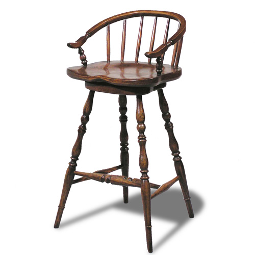 Low Back Barstool Item