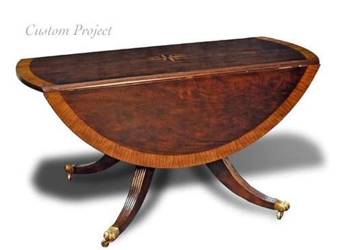 Hl Holland Antique Reproduction Furniture